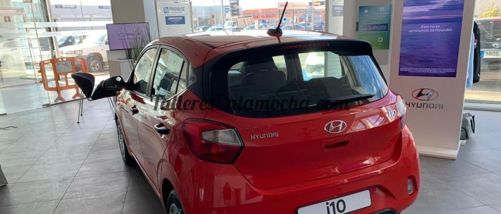 Hyundai I10 1.0 Mpi 66cv - Essence